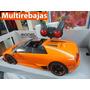Auto Modelo Lamborghini 45 Cm ***