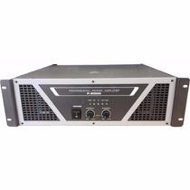 Potencia Amplificador Apogee P-6000 3000w Ultima Liquido