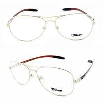 Armação Para Óculos De Grau Wilson Original - W10000