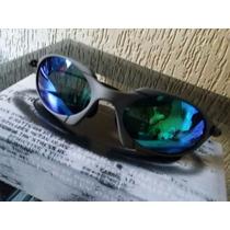 Novo Romeo 1 Oakley 100% Fosco Polarized + Lente Brinde