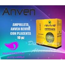Ampolletas Revive Fortificante Con Placenta