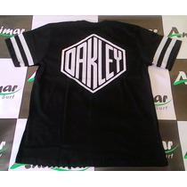 Camiseta Oakley Original Camisa Regata Masculina Marca Surf