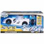 Max Steel Carro Multi Tranformable 12 En 1 +muñeco