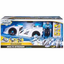 Max Steel Carro Multi Tranformable 12 En 1 +muñeco