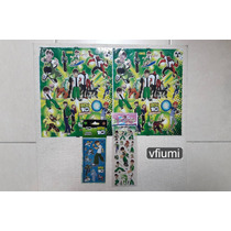 Lote Stickers Ben 10
