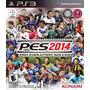 Pes 14 Pro Evolution Soccer Nuevo En Caja Cerrada Ps3