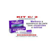 Cicatricure Gel 30 Gr Kit C/ 2 - Frete Grátis