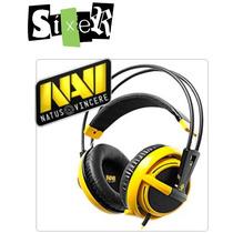 Headset Steelseries Siberia V2 Navy Brasil Pronta Entrega