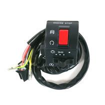 Interruptor Emerg. E Partida Yes125/2007 - Intruder 125/2007