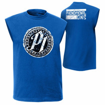 Polera Sin Mangas Musculosa Aj Styles The Phenomenal One Wwe