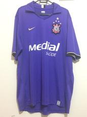 Camisa Corinthians Roxa 2008 - Camisas de Times de Futebol no ... 3ac402dd9e8c8