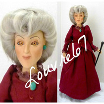 Disney Lady Tremaine Madrastra Cenicienta Coleccion Numerada