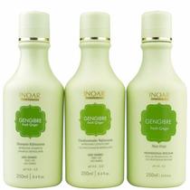 Inoar Kit Gengibre Fresh Ginger - 3 Produtos 250ml Promoção!