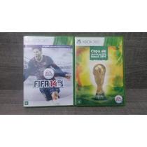 Copa Do Mundo Fifa Brasil 2014 + Fifa 14 - Xbox 360