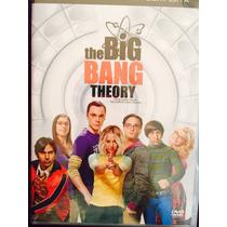 Paquete Big Bang Theory 6-9 La Teoria Del Big Bang En Dvd