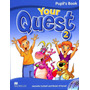 Your Quest 2 - Pupil S Book + Activity Book - Macmillan