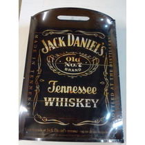 Bandeja Servir Decorar Bar Churrasco Whisky Jack Daniel