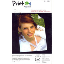 Papel Fotografico Printon Gloss 4x6 240 G/m2 Acca