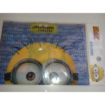Folder Mi Villano Favorito 2 Minion Nuevo! Fiesta Bolo