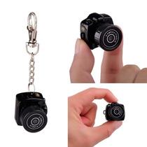 Mini Micro Câmera Espiã Filma Mini Dv Fotos Espião