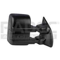 Espejo Ford F-350 2008-2009-2010-2011-2012 Manual Negro