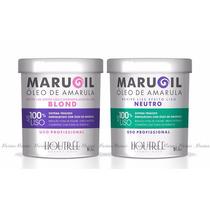 Maruoil Blond + Maruoil Neutro (2 Botox Sem Formol) Houtrée