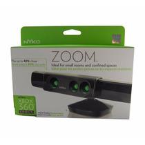 Zoom Nyko Original P/ Kinect Xbox 360 Reduz Espaço P/ Jogar