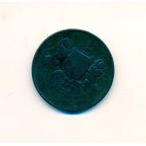India Antigua Moneda De 1835