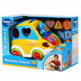 Educando Miniauto Colorín Didáctico Vtech Bebe Vt4342