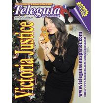 Victoria Justice Revista Teleguia