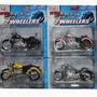 4 Motos Coleccion Maisto Harley Davidson Motocicletas Niños