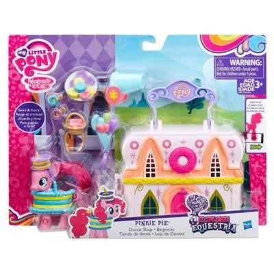 5a12ee70bf2 My Little Pony Friendship Pinkie Pie Donut Shop Playset -   1.259