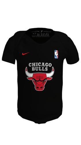 Pañalero De Chicago Bulls Negro - Pañalero Personalizado -   185.00 en  Mercado Libre e2681891daa