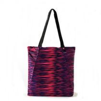 Bolsa Adidas Shopper Essencial Gráfica Preto/rosa Promoção