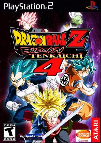 تحميل لعبة dragon ball z budokai tenkaichi 2 للكمبيوتر
