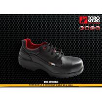Zapato De Seguridad Toro Negro Mayoreo Safety Tools