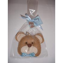 Lembrancinha Maternidade Chaveiro Urso Feltro