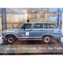 Miniatura Chevrolet Veraneio Rota Veículos De Serviço Raro