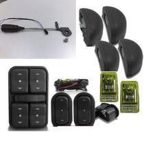 Kit Vidro Eletrico Opala 4p Ou 4vidros C/ Modulo Inteligente