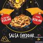 Salsa 4Kg Cheddar Cine