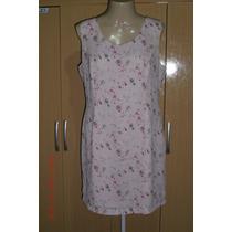 Lindo Vestido Estampado - Tulion Tam; G R$ 30,00