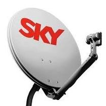 Kit Antenas Sky - Caixa Com 4 Antenas