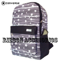 Mochilas Converse Urbana Bolsillo Para Notebook Imperdibles!