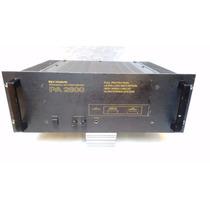 Amplificador/potencia Cygnus Pa 2800, Leia Todo Anuncio!!