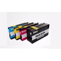 Kit Cartucho Compativel Hp 950xl / 951xl / Cn045/046/047/048