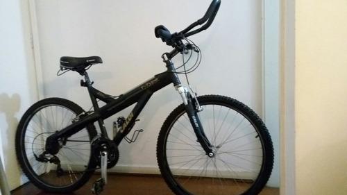 Bicicleta Mountain Bike Caloi T-type Aro 26 + Acessórios. - R  850 ... c807379f00ccc