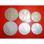 Antiguas Monedas Chilenas ( Total 6 )