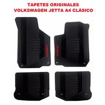 Tapetes Originales Vw Jetta A4 Clásico Letras Rojas Uso Rudo