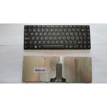 Teclado Laptop Lenovo G470, G475, B470, V470 Nuevo Sp