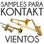 Vientos Latinos Para Kontakt (trompetas, Saxos, Trombones)